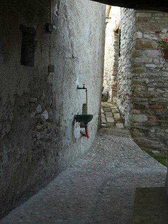 Borgo Bonaventura: un piccolo scorcio del borgo