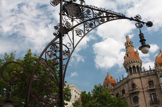 Barcelona Photowalk: Een van de vele mooie plekjes
