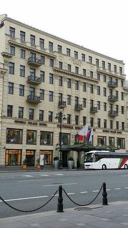 Corinthia Hotel St. Petersburg: Photo de l'extérieur