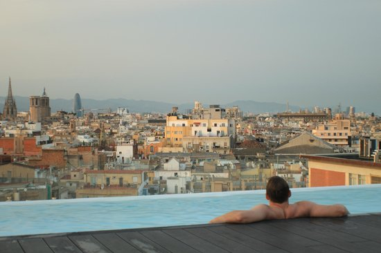 Andante : Lekker bij komen na een dag Barcelona