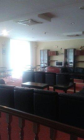 Hotel O Val Do Naseiro: Salón común