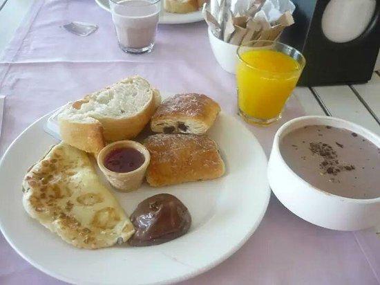 Voyage Torba : petit déjeuner sucré