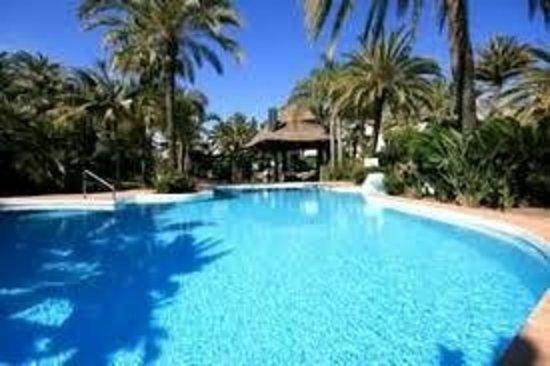 Eurostars Mijas Golf & Spa: zona de piscinas