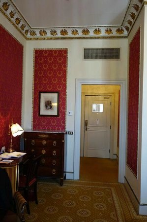 The Westin Excelsior, Rome: room #323 - great size