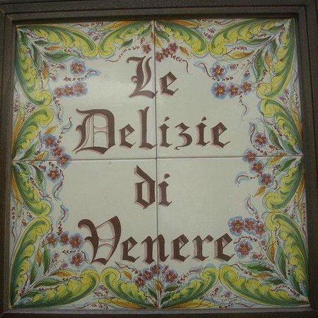 Le Delizie di Venere: La nostra bandiera...