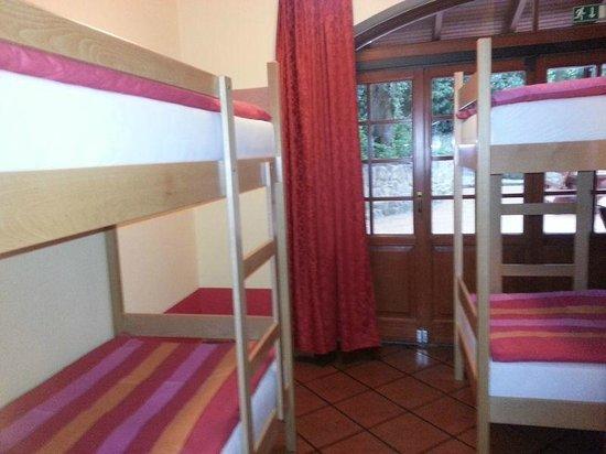Europa Hostel Portoroz: Room Spain wit private bathrrom