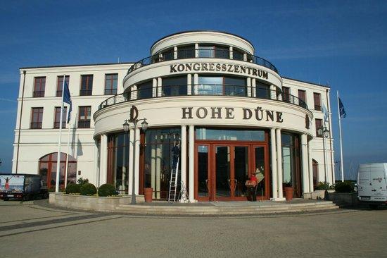 Yachthafenresidenz Hohe Düne: Hotel