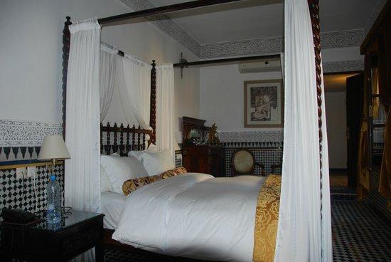 Riad Maison Bleue: room
