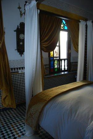 Riad Maison Bleue : room