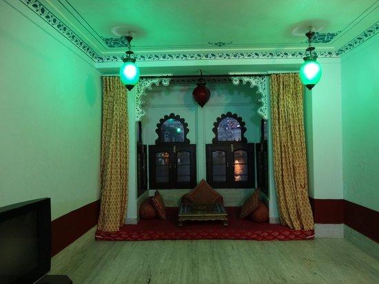 Hotel Thamla Haveli : Nice decor overall