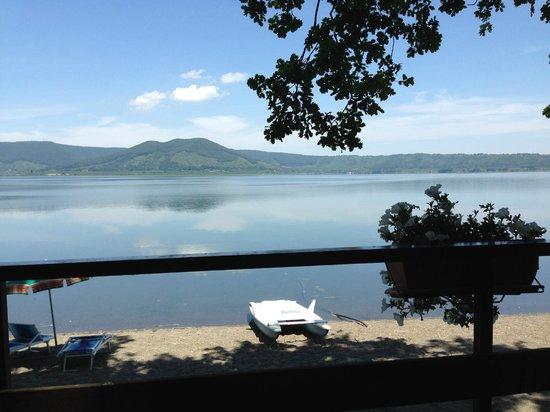 Lago di Vico: Il lago