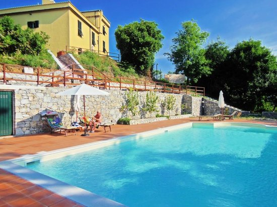 Hotel Relais San Rocco : La bella piscina...