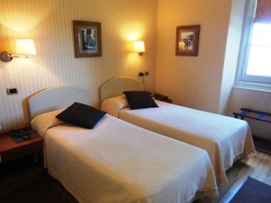 Hotel Relais San Rocco : La camera 9 vista mare