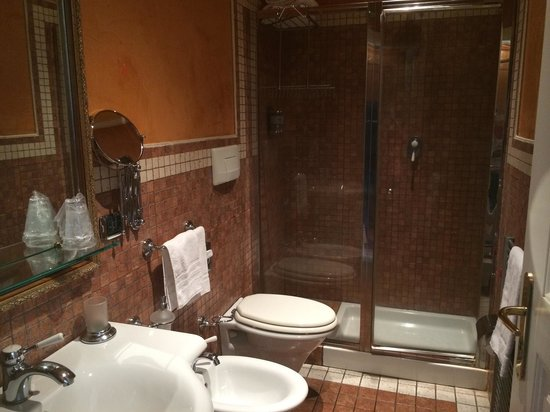 Hotel Royal: Bagno
