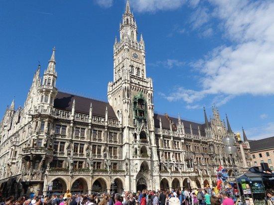 Neues Rathaus: bellissima