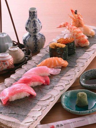 Windsor Hotel Taichung : 元膳日本料理/鐵板燒