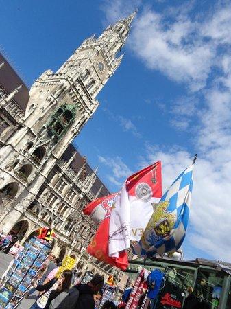 Neues Rathaus: un capolavoro in Baviera