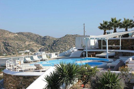 Levantes - Ios Boutique Hotel: pool