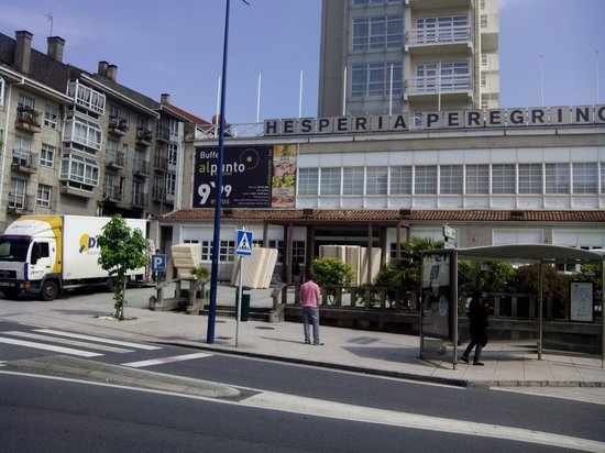 Cambiando Los Colchones Picture Of Hesperia Santiago Peregrino Santiago De Compostela Tripadvisor