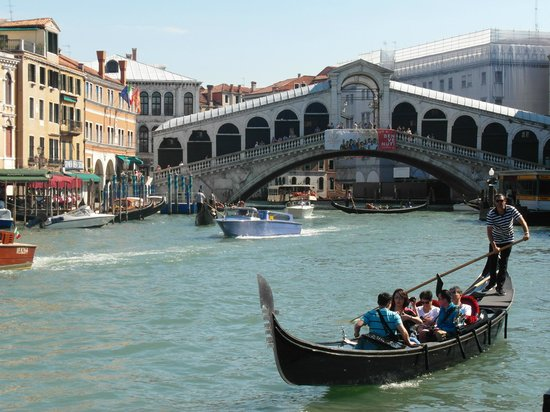 Rialtobrücke: Dal Canale