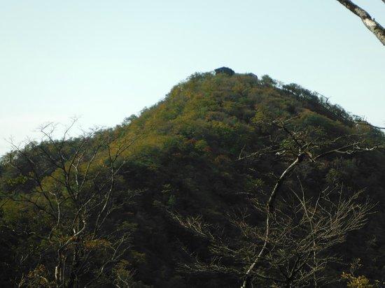 Mt. Tonotake: 塔ノ岳(尊仏山荘 裏手)