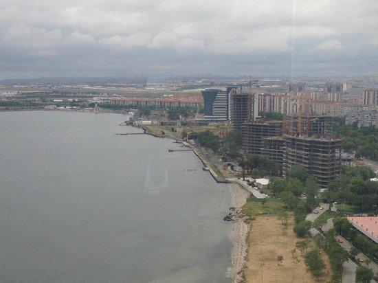 Sheraton Istanbul Atakoy Hotel: View from the Hotel