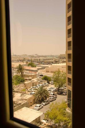 La Villa Hotel: View to Souq Wakif
