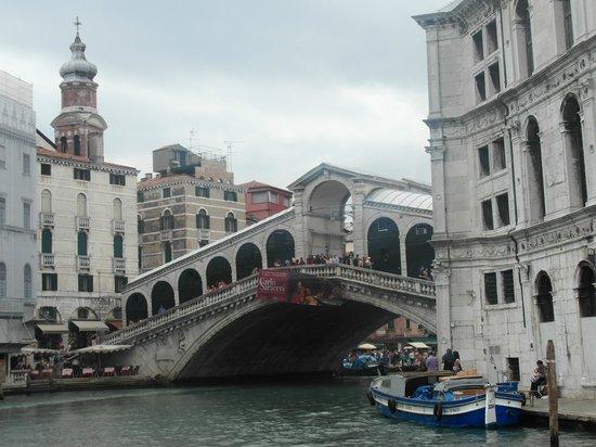 Gran Canal: Il ponte di Rialto