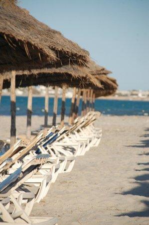 Hotel Meninx : plage