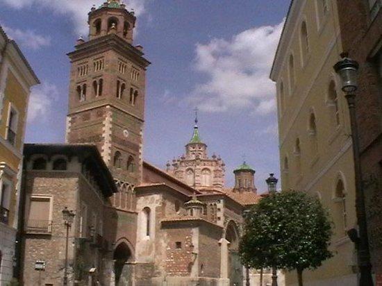 Catedral de Teruel: Torre