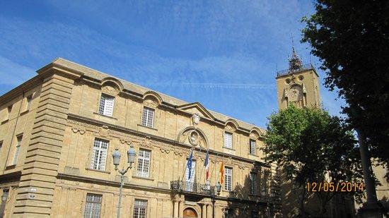 Vieil Aix : building