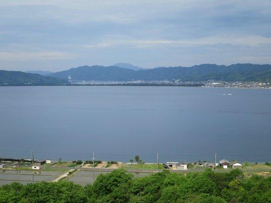 Miyazu Royal Hotel: 天橋立