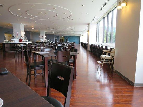 Miyazu Royal Hotel: 朝食会場