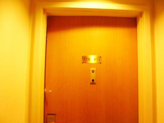 Dar Al Hijra InterContinental Madinah: The room