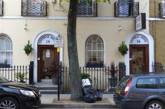 Central Hotel - Argyle Street