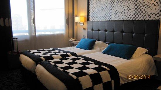 Mercure Dijon Centre Clemenceau : room