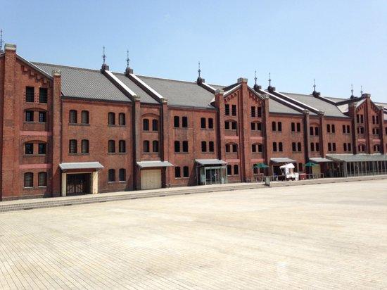 Yokohama Red Brick Warehouse : 外観