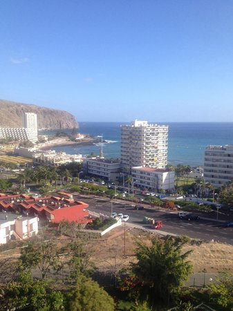 TRYP Tenerife : Sea view from 8th floor