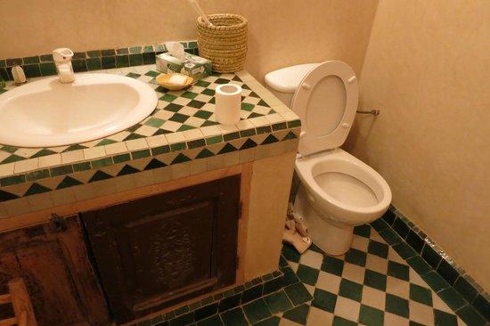 Dar Tasmayoun: WC