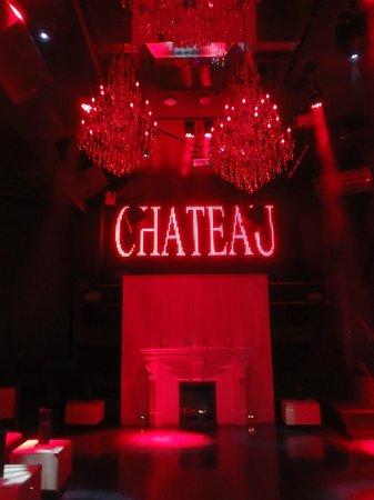 Chateau Nightclub U0026 Rooftop: Inside Before Heading To The Main Club.