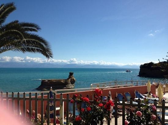 Kanali Hotel - Apartments: view