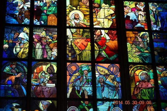 St. Vitus Cathedral: 聖ヴィート大聖堂2