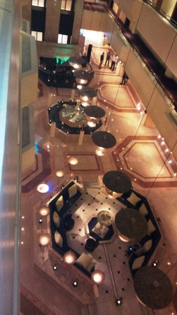 Sofitel Algiers Hamma Garden: Вид с этажа