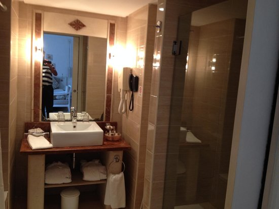 The Sindbad : La salle de bains