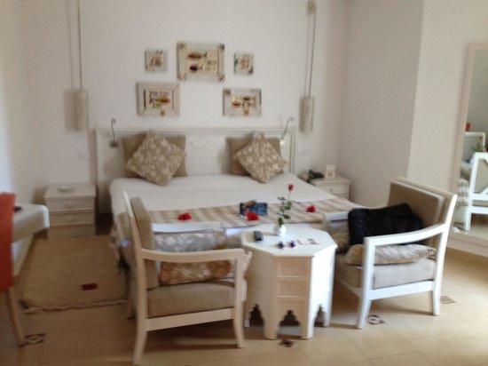 The Sindbad: La chambre meublée