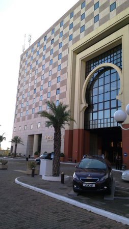 Sofitel Algiers Hamma Garden : Софитель