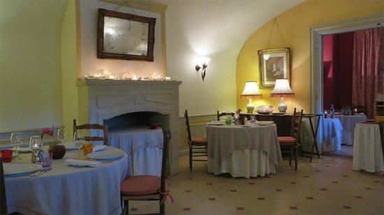 Manoir d'Hautegente : Salle a manger