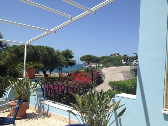 Hotel La Mandorla: A view from the terrace