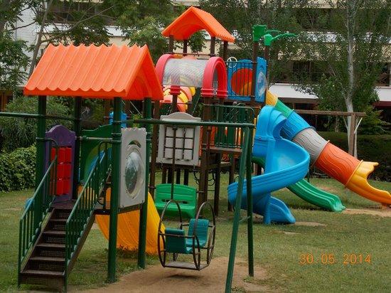 Surf Mar Hotel : Espace jeux pour les enfant
