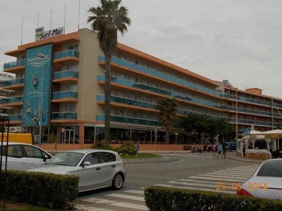 Surf Mar Hotel : L'hôtel